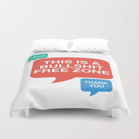 Motivational Duvet Cover