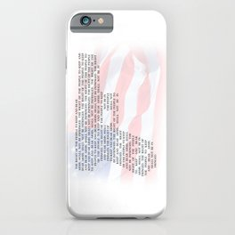 Second Amendment iPhone Case
