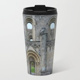 Glastonbury Abbey 1 Travel Mug