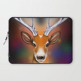 Christmas Woodland Beast Laptop Sleeve