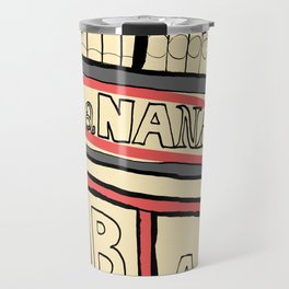Banana's Travel Mug