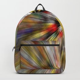 Square Dice Backpack
