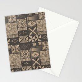 UrbanNesian Camo Siapo and Tatau Stationery Cards