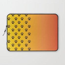Animal's footprint Laptop Sleeve