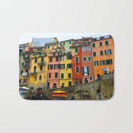 Cinque Terre - Riomaggiore Bath Mat