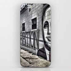 Prohibition iPhone & iPod Skin