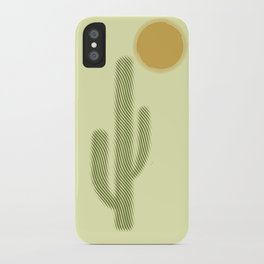 Sweating iPhone Case