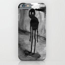 Skaterade iPhone Case
