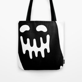 Dripping Ghost Tote Bag