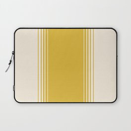 Marigold & Crème Vertical Gradient Laptop Sleeve