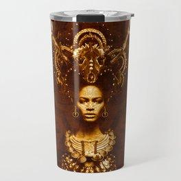 Tribal Fashion Travel Mug