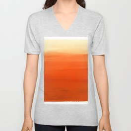 Oranges No. 1 Unisex V-Neck