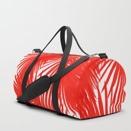 Palms Red Hot Duffle Bag