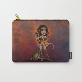 Bombshell Diana Carry-All Pouch