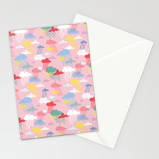 Cloud Pattern Stationery Cards