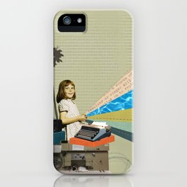 Everything was beautiful iPhone Case