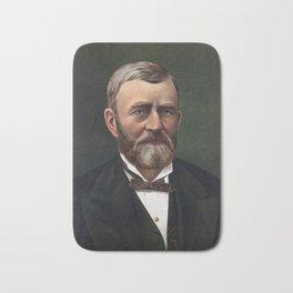 President Ulysses S. Grant Bath Mat