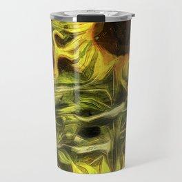 Sunflowers Vincent Van Gogh Travel Mug