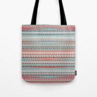 boho Tote Bags featuring BOHO by Nika