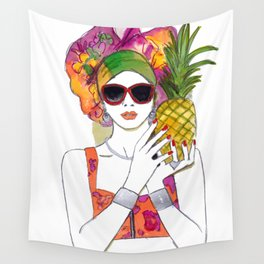 Fresh Fruit Wall Tapestry