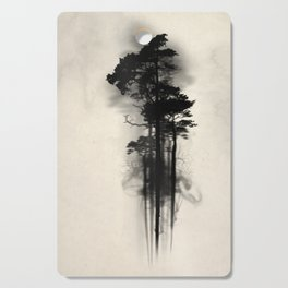 Enchanted forest Cutting Board