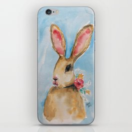Harietta the Hare iPhone Skin