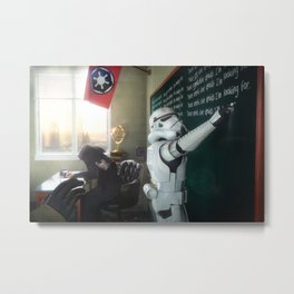 These ARE the droids I'm looking for... view 2 Metal Print