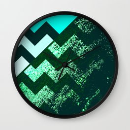 rational meets irrational (in mint flavor) Wall Clock