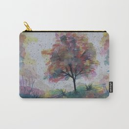 Herbst im Wald Carry-All Pouch