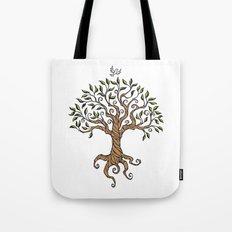 Shirley's Tree Tote Bag