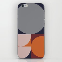 Shades of Autumn #Pantone #color #decor iPhone Skin