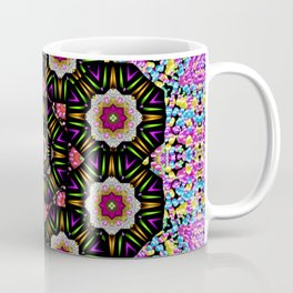 decorative ornate candy with soft candle light for peace Coffee Mug