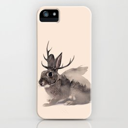 Wolpertinger iPhone Case