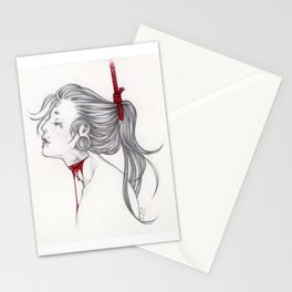Suspension of Disbelief Stationery Cards