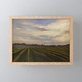Farm Maths Framed Mini Art Print