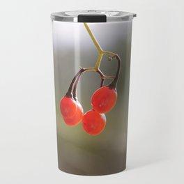 Fall Berries.  Travel Mug