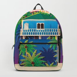 Palolem Beach Huts Backpack