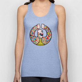 Icon Man Unisex Tank Top