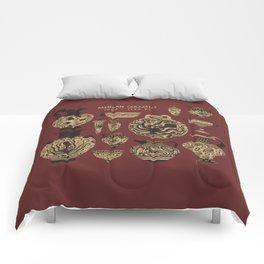 Late Minoan Ceramics - Ancient Pottery Series Comforters