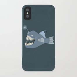 Angler Fish iPhone Case