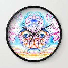 The Dog Wall Clock