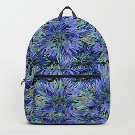 Modern Nature Print Pattern Backpack