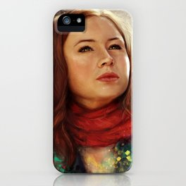 The Story of Amelia Pond iPhone Case