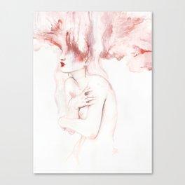 Le Vide Constant Canvas Print