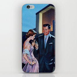 Date Night iPhone Skin