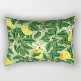 Lemonade || #society6 #decor #pattern Rectangular Pillow