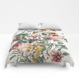 Romantic Garden Comforters