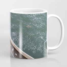 Bike Path Coffee Mug
