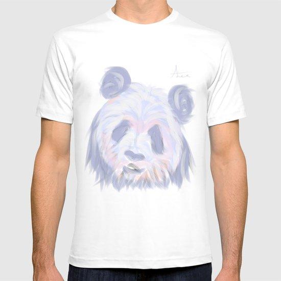 Pastel Panda T-shirt