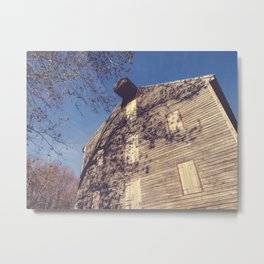 Rock Mill 5 Metal Print